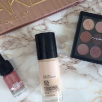 Body Shop Fresh Nude Foundation Review