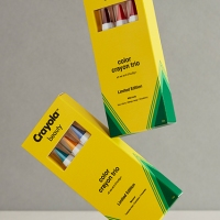 Crayola X ASOS Beauty Crayons First Impressions